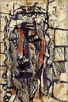 Christ c1930 - Louis Soutter