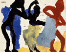 Saloos Americains du Tragique New York 1939 - Louis Soutter