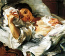 Morning Sun 1910 - Lovis Corinth