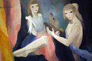 I Loved The Series - Marie Laurencin