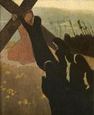 Montee au Calvaire 1889 - Maurice Denis