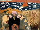 The Cow Girl 1893 - Maurice Denis