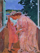 The Crown of Daisies 1905 - Maurice Denis