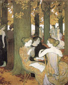 The Muses - Maurice Denis
