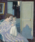 Mother and Child - Maurice Denis