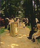 Parrot Street 1902 - Max Liebermann