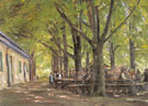 Country Tavern at Brunnrnburg - Max Liebermann
