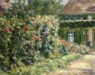 Mein Haus in Wannsee 1926 - Max Liebermann