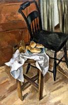 Black Chair 1922 - Max Weber