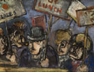 Signs Carriers 1938 - Max Weber