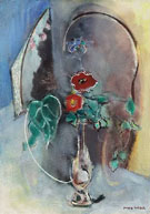 Red Poppies 1953 - Max Weber