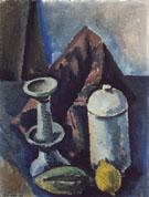 Still Life 1910 - Max Weber