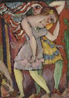 Burlesque 2 1909 - Max Weber