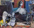 Sculptors Studio 1951 - Max Weber
