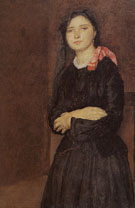 Portrait of Dorelia - Gwen John
