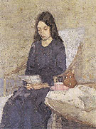 The Convalescent 1918 - Gwen John