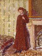 Madeleine Knox c1910 - Harold Gilman