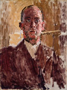 Self Portraits - Harold Gilman