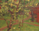 The Orchard - Harold Gilman