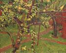 The Orchard - Harold Gilman