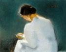 Maria 1909 - Helene Schjerfbeck