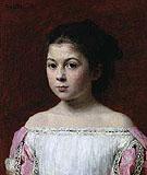 Marie Yolande de Fitz James - Henri Fantin Latour