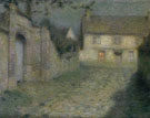Moonlight at Gerberoy 1904 - Henri Le Sidaner