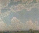 Ciel de Printemps 1913 - Henri Le Sidaner