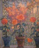 Les Trois Pots de Fleurs 1938 - Henri Le Sidaner