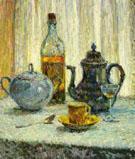 Still Life 1917 - Henri Le Sidaner