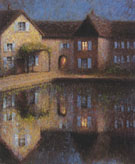 House by The Water - Henri Le Sidaner