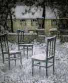 Snow 1924 - Henri Le Sidaner