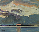 Lake Simcoe c1919 - J.E.H. MacDonald