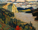 The Soleman Land 1921 - J.E.H. MacDonald
