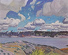 Georgian Bay 1931 - J.E.H. MacDonald