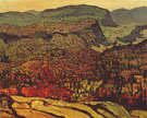 Forest Wilderness 1921 - J.E.H. MacDonald