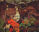 Algoma Waterfall 1920 - J.E.H. MacDonald