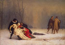 Duel After a Masquerade Ball 1859 - Jean Leon Gerome