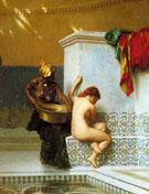 Moorish Bath - Jean Leon Gerome