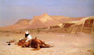 The Arab and His Steed 1872 - Jean Leon Gerome