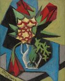 Bouquet c1955 - Jean Metzinger