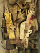 Cubist Composition - Jean Metzinger