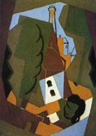 The Village - Jean Metzinger