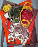 The Cat an The Table - Jean Metzinger