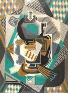 The Lamp 1917 - Jean Metzinger