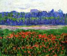 Fields of Poppies - Jean Metzinger