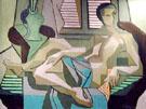 La Femme a La Parienne - Jean Metzinger