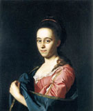 Mrs Joshua Henshaw II c1772 - John Singleton Copley