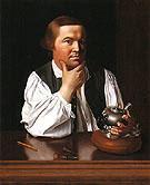 Paul Revere 1768 - John Singleton Copley