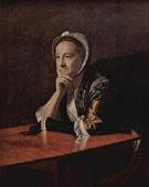 Mrs Humphrey Devereux 1771 - John Singleton Copley